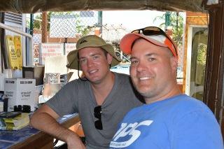 Sean & Mike