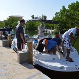 LKRR Rental Boat
